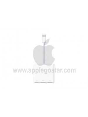 آداپتور چند پورتی یو اس بی Type-C اپل Apple USB-C Digital AV Multiport Adapter