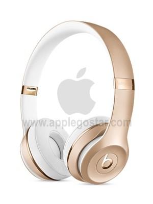 هدفون بی سیم اپل بیتس سولو 3 طلایی Apple Beats Solo3 Wireless On-Ear Headphones Gold