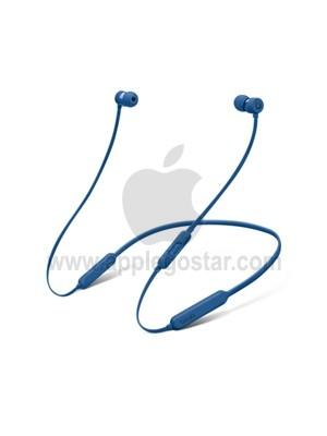ایرفون بی سیم اپل بیتس ایکس آبی بلوتوثی با تراشه قدرتمند Apple BeatsX Earphones Blue