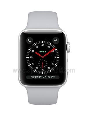 ساعت هوشمند اپل واچ سری 3 ساعت ورزشی 38 میلیمتری Apple Watch Series 3