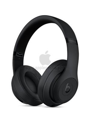 هدفون بی سیم اپل بیتس استودیو 3 مشکی Apple Beats Studio3 Wireless Over‑Ear Headphones Matte Black