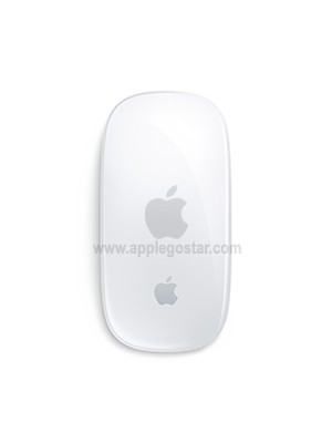 مجیک موس 2 نقره ای اپل (Apple Magic Mouse 2 - silver)