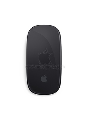 مجیک موس 2 خاکستری اپل (Apple Magic Mouse 2 - Space Gray)