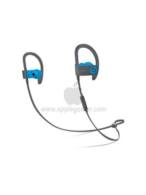 ایرفون بی سیم اپل پاور بیتس 3 آبی Apple Powerbeats3 Wireless Earphones Flash Blue