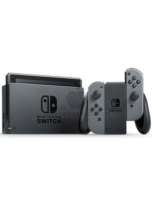 کنسول بازی نینتندو سوئیچ Nintendo Switch with Gray Joy‑Con