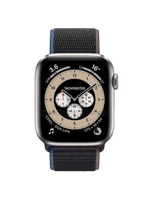 ساعت هوشمند اپل واچ ادیشن سری (6) 40 میلیمتری - Apple Watch Edition Series 6 (GPS) 40mm