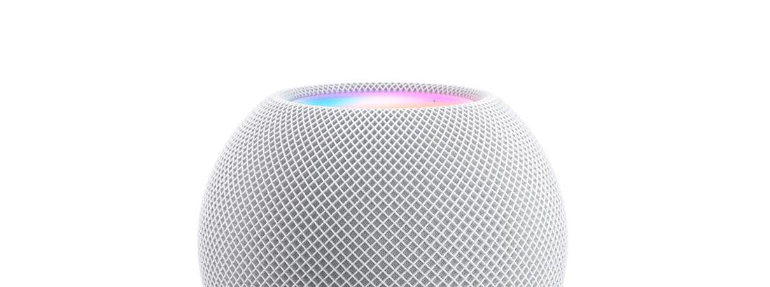 اسپیکر هوشمند خانگی فوق حرفه ای هوم پاد اپل سفید