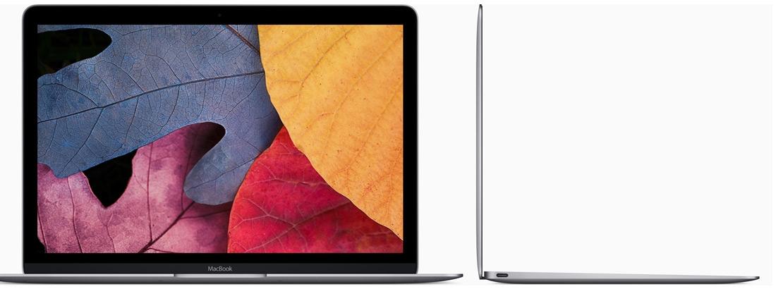 لپ تاپ مک بوک اپل 12 اینچی 256 گیگابایت