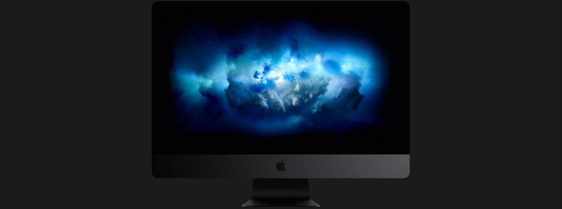 مانیتور اپل آی مک پرو 27 اینچ 8 هسته ای