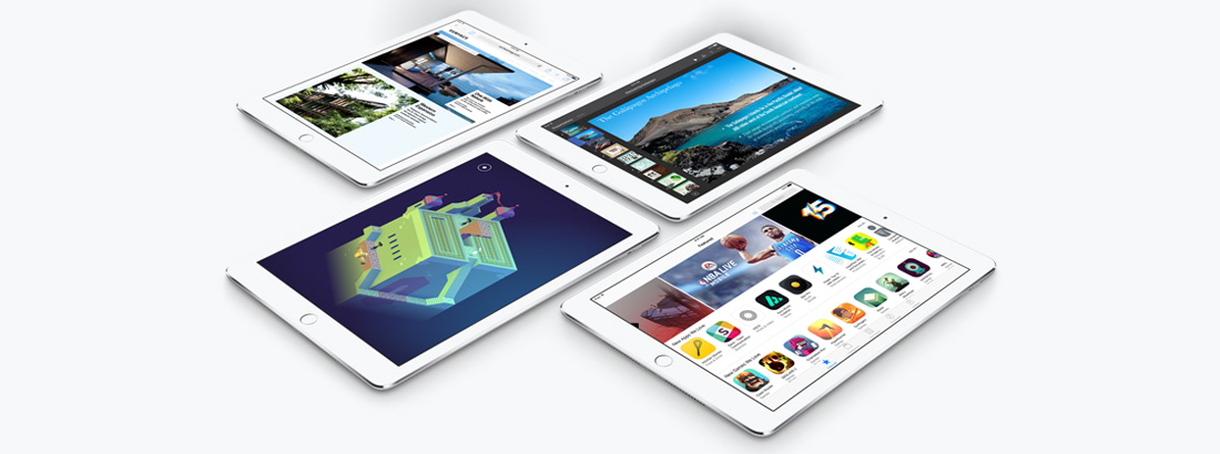 آیپد ایر 2 اپل 9.7 اینچ 128 گیگابایت