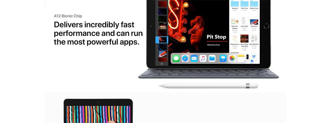 آیپد ایر اپل 10.9 اینچ 64 گیگابایت وای فای