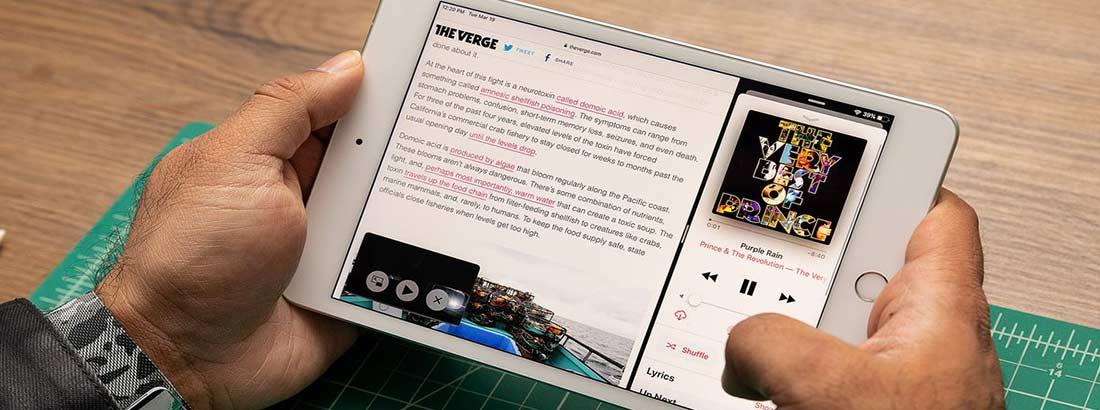 آیپد مینی اپل 7.5 اینچ 64 گیگابایت 4جی