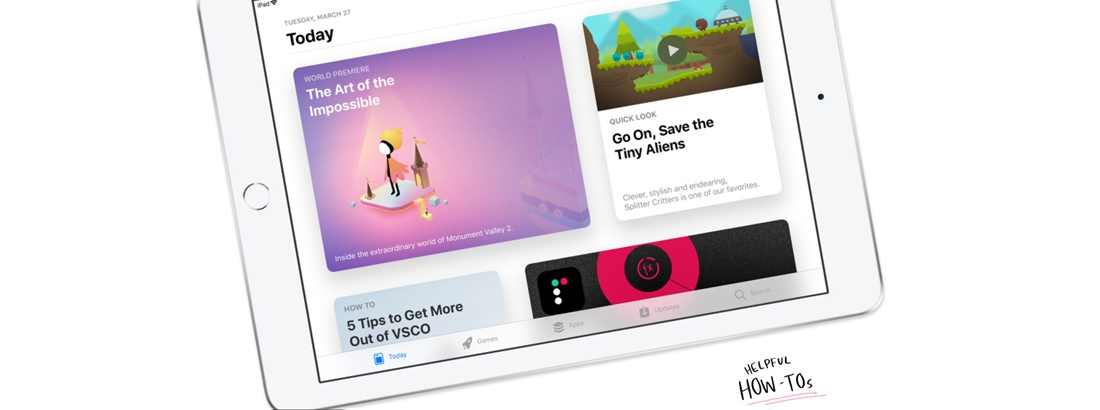 آیپد 2018 اپل، با قابلیت های نامحدود و همه جانبه
