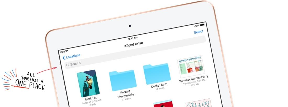 آیپد اپل 9.7 اینچ 2018 وای فای 128 گیگابایت