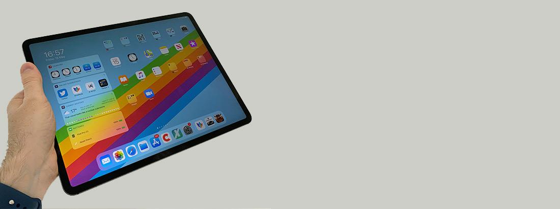 آیپد پرو اپل 12.9 اینچ 1 ترابایت