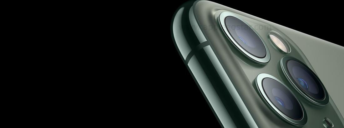 استفاده از محکم ترین گلس تولید شده تا به امروز در آیفون 11 پرو مکس اپل