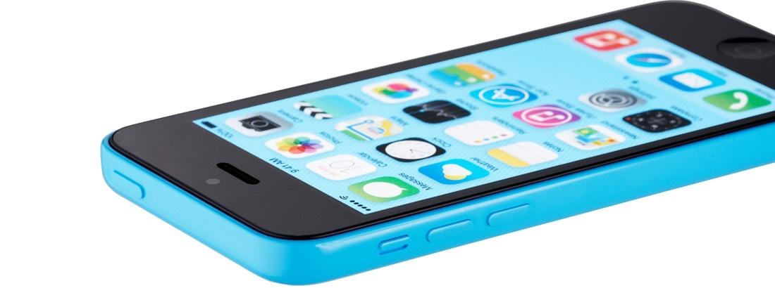 گوشی آیفون 5 سی اپل 16 گیگابایت