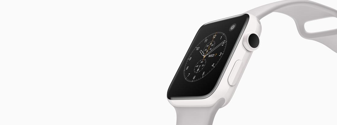 ساعت هوشمند آی واچ سری 2 اپل ادیشن