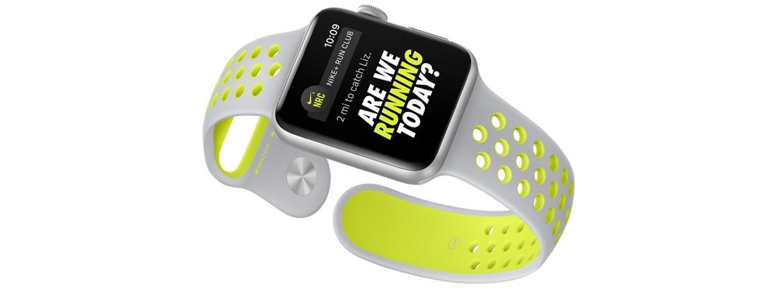ساعت هوشمند اپل واچ سری 2 اپل نایک پلاس