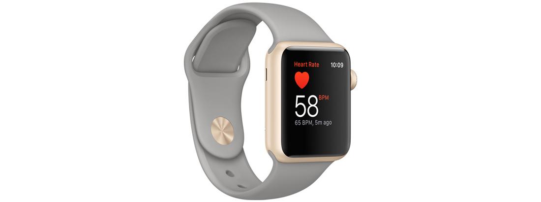 ساعت هوشمند آی واچ سری 1 اپل 38 میلیمتری