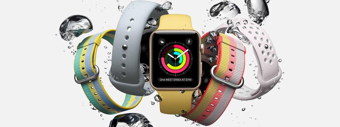 ساعت هوشمند آی واچ سری 2 اپل 42 میلیمتری