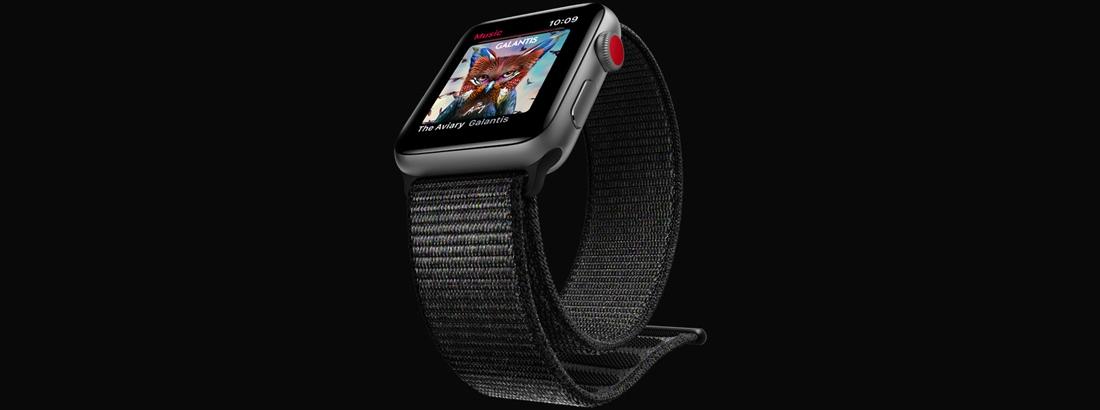 ساعت هوشمند اپل واچ سری 3 جدید