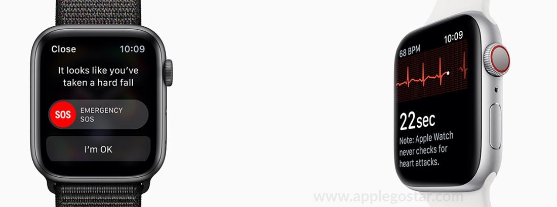 اپل واچ 6، مانیتور ارزیابی وضعیت سلامت
