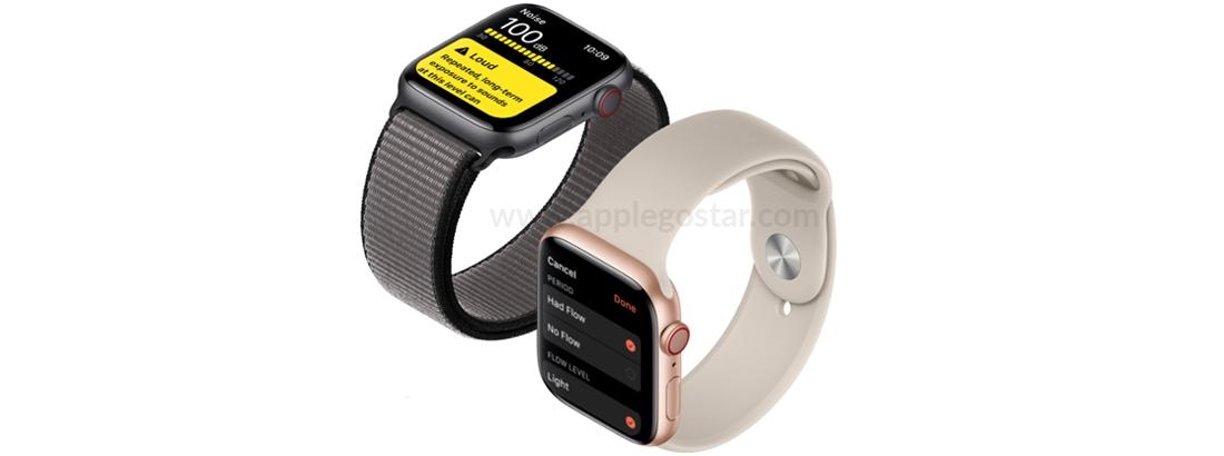 ساعت اپل واچ مجهز به اپلیکیشن هشدار بالا بودن صدا