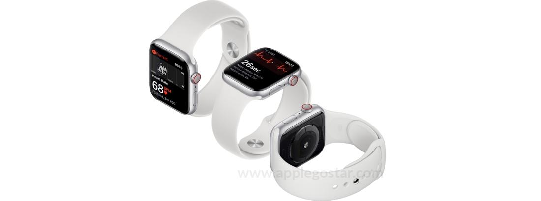 اپل واچ 5 مجهز به اپلیکیشنی برای ارزیابی ضربان قلب