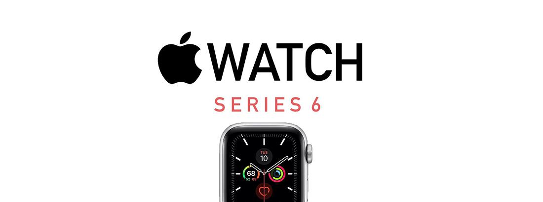 ساعت هوشمند اپل واچ سری 6 44 میلیمتری