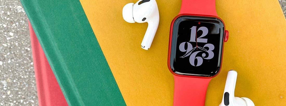 اپل واچ سری 6، همراه شما در تمرینات ورزشی