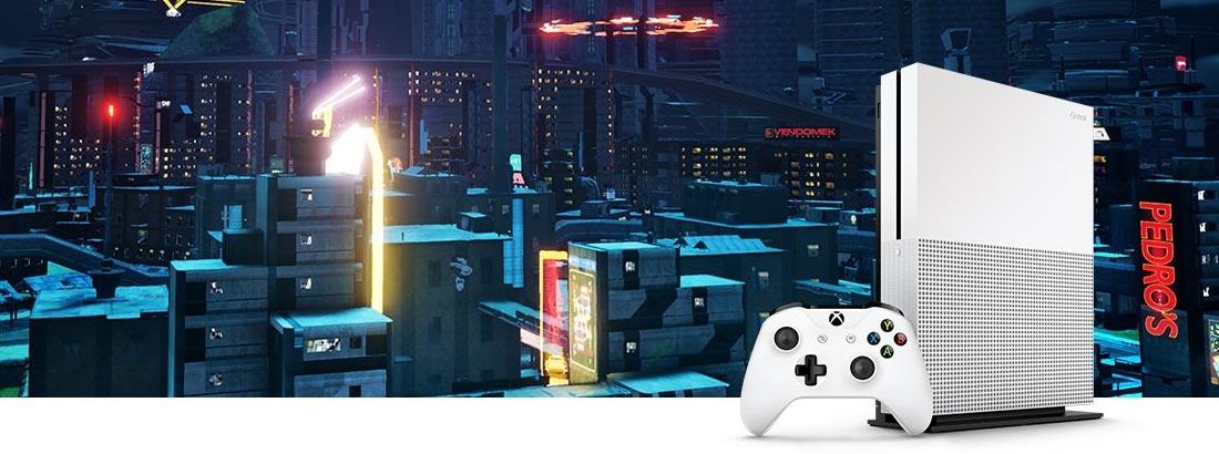 کنسول بازی مایکروسافت ایکس باکس وان اس 1 ترابایت