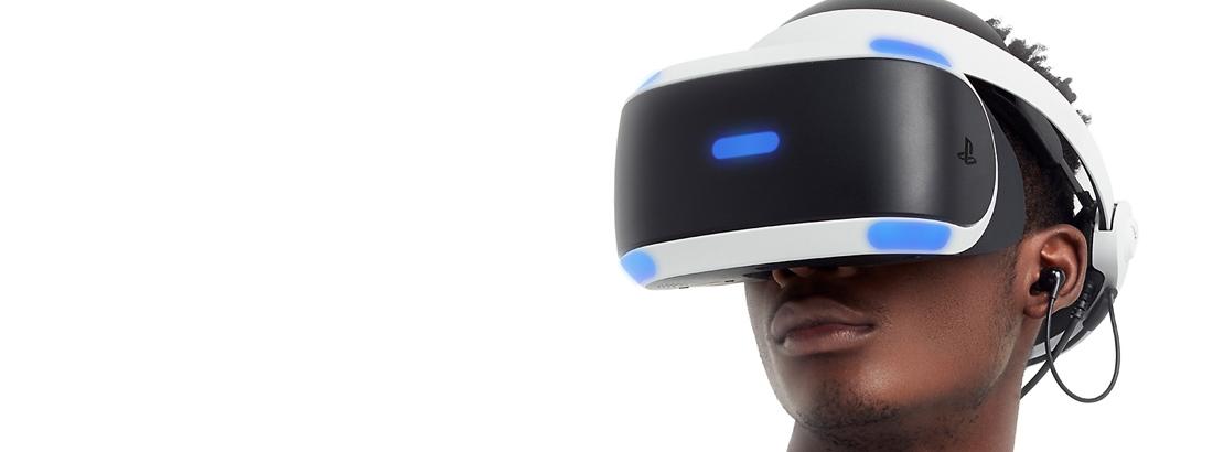 عینک واقعیت مجازی سونی پلی استیشن وی آر